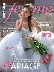 Femme mag Liban_mariage_wedding_Chateau de Varennes_0_cover_190x251