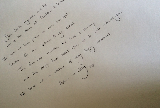 1507_Vicky_Adam_guestbook review_Chateau de Varennes_550