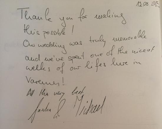 1508_Michael_Sascha_guestbook review_Chateau de Varennes_550