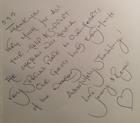 1509_Jenny_Regan_guestbook review_Chateau de Varennes_550