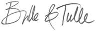 bulle et tulle_wedding planning agency Paris_logo