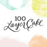 logo_100 layers cake_blog