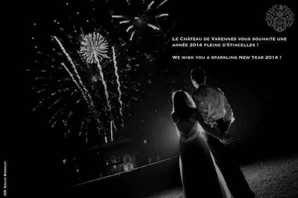 2014_Voeux_Chateau de Varennes_fireworks_bw_final_598x397