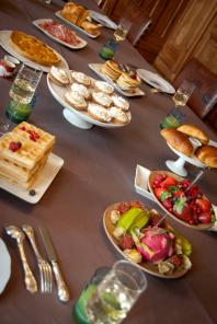 1402_dining room_brunch_Chateau de Varennes_025_lemon pies_198x296
