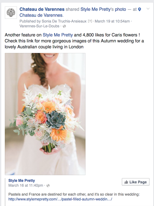 facebook_press style me pretty_Caris Autumn wedding_chateau de varennes_598
