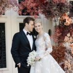 Emily White_Autumn wedding_Chateau de Varennes_luxury destination wedding venue South of France
