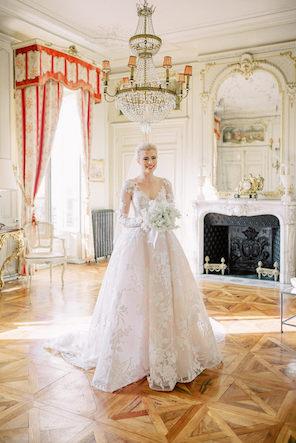Autumn wedding_Chateau de Varennes Floresie_Harriette Earnshaw